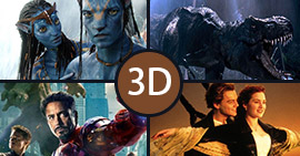 Films Blu-ray 3D populaires