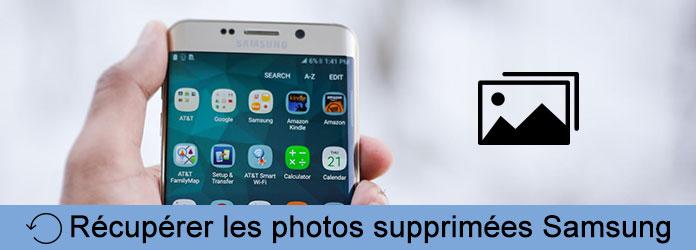 récupérer une photo supprimée sur samsung