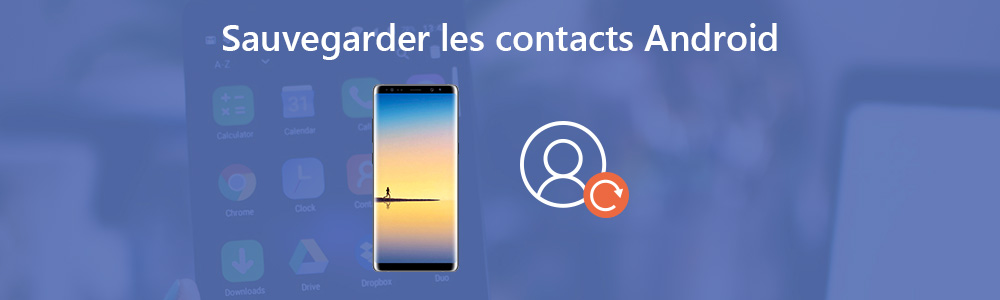 Comment Sauvegarder Les Contacts Android