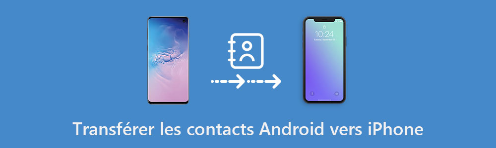 Comment Transferer Mes Contact Iphone Vers Samsung