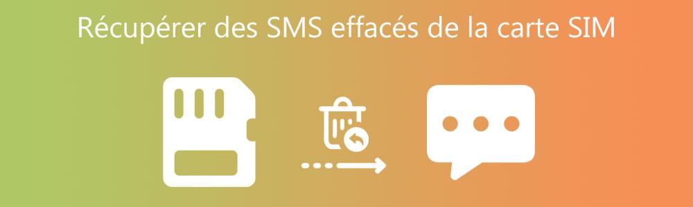 astuces recuperer sms effacer carte sim Astuce de récupérer des SMS effacés sur la carte SIM