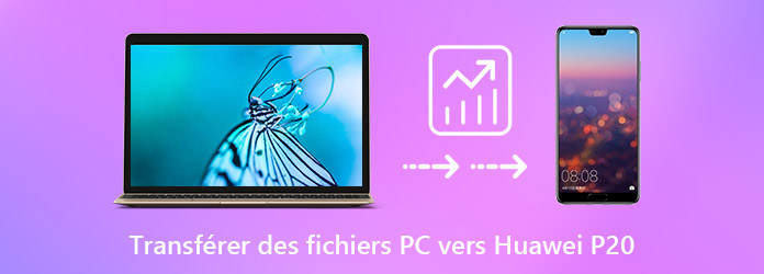 Transférer des fichiers PC vers Huawei