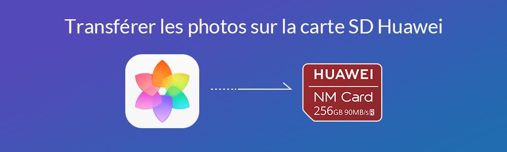 comment transferer photo sur carte sd huawei Résolu] Comment transférer des photos sur la carte SD Huawei