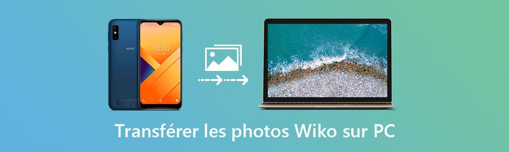wiko synchronisation pc