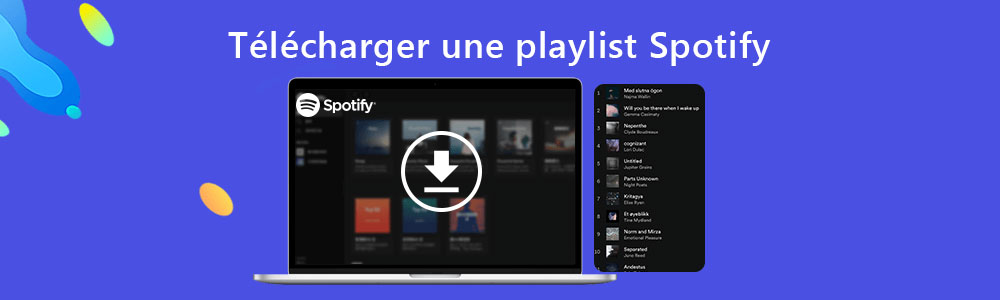 télécharger playlist spotify