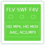 Convert FLV to Other Popular Formats