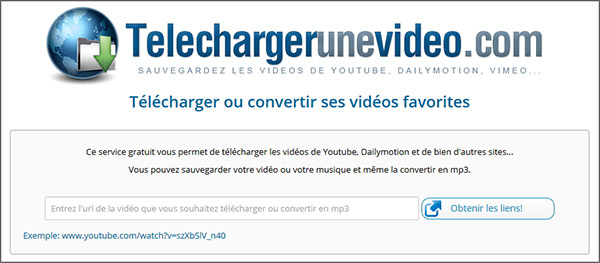 et convertir les videos de youtube dailymotion metacafe fluvore