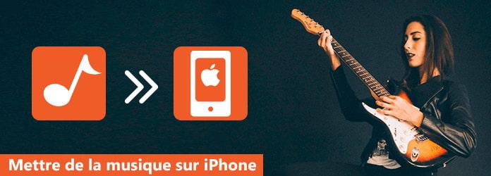 comment mettre des musiques sur iphone avec ou sans itunes