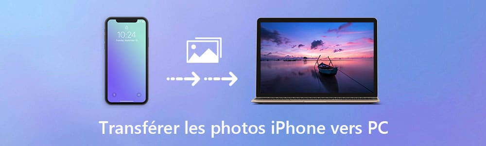 transferer photo iphone vers pc sans itunes