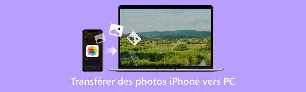 transferer photo iphone vers pc sans itunes