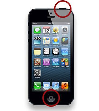 comment faire pour r parer un iphone tomb dans l 39 eau. Black Bedroom Furniture Sets. Home Design Ideas