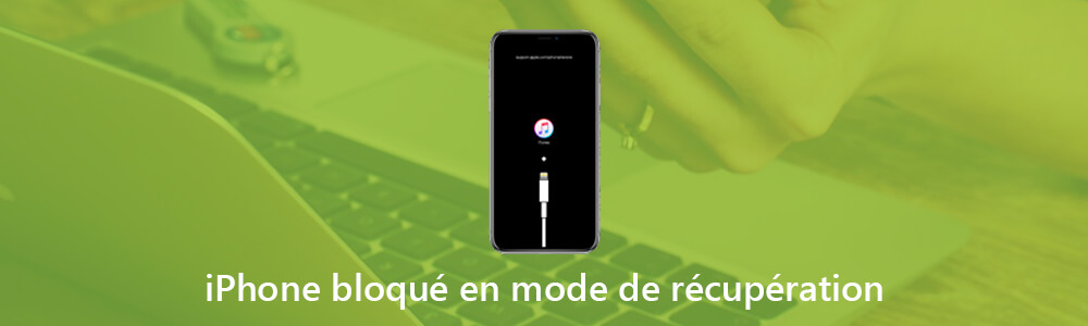 Réparer iPhone bloqué en mode de restauration