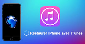 Restaurer iPhone/iPad avec iTunes