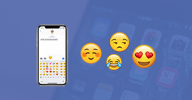 Top 10 applications Emoji iPhone