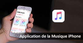 Applications de musique iPhone