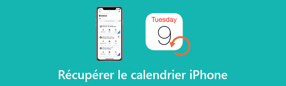 Synchroniser Calendrier Outlook Iphone Sans Itunes.3 Methodes Pour Recuperer Le Calendrier Iphone