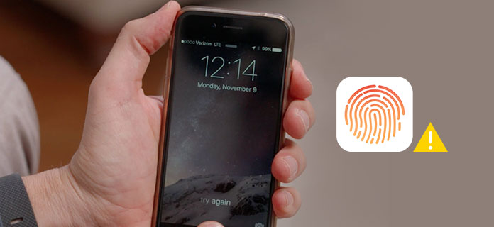 Comment faire si Touch ID ne fonctionne plus