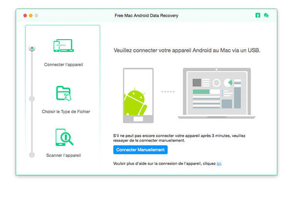 Free Mac Android Data Recovery
