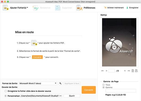 convertisseur pdf gratuit pour windows 10