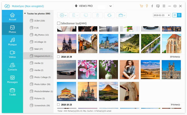 3 façons faciles de transférer des photos PC vers Wiko