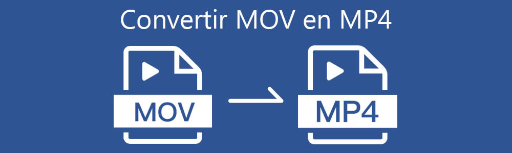 Converta MOV para MP4