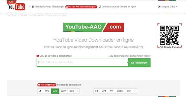 YouTube-AAC