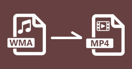 Convertir l'audio WMA en MP4