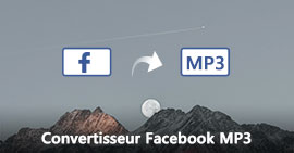 Convertisseur de Facebook en MP3