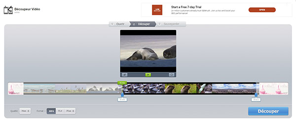 R solu comment couper une vid o mp4 gratuitement - Comment couper une video vlc ...