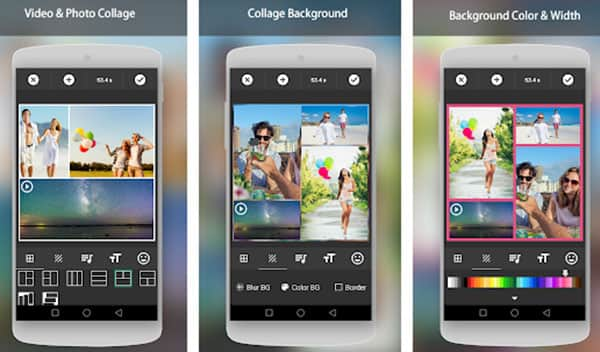 Video Collage Maker : Mix Videos