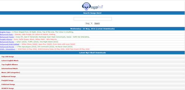 site pour telecharger des musique mp3