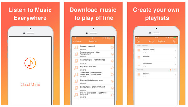 Cloud Music Songs Pro